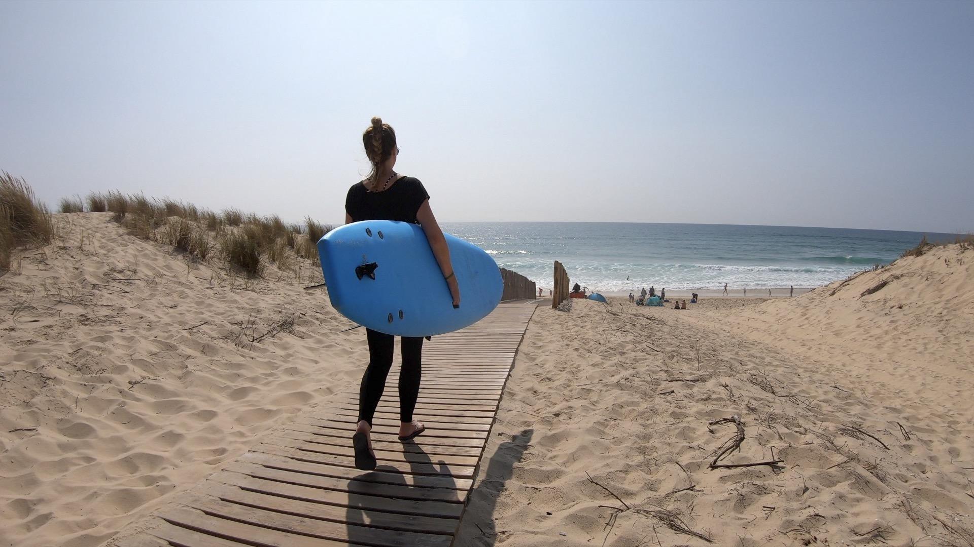 surfen westkus frankrijk