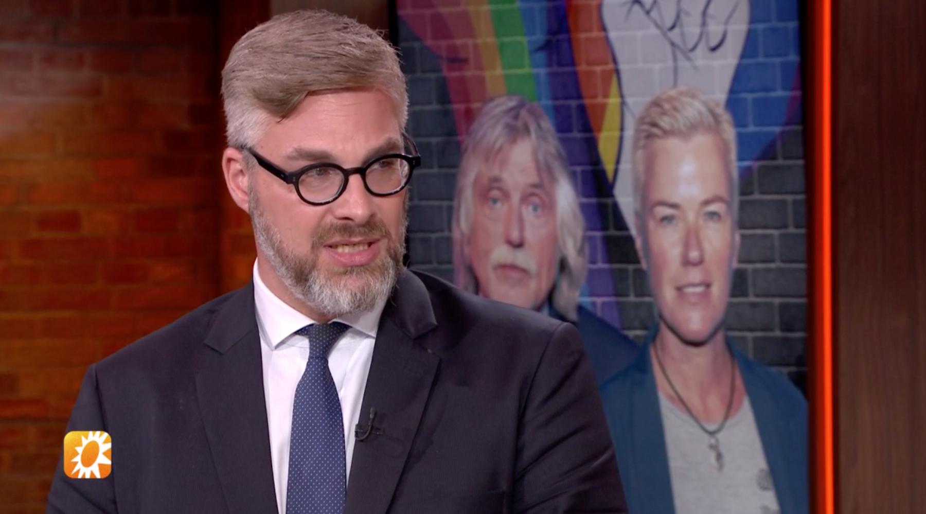 'RTL Boulevard' bespreekt uitspraken Johan Derksen: 'Geen homohater'