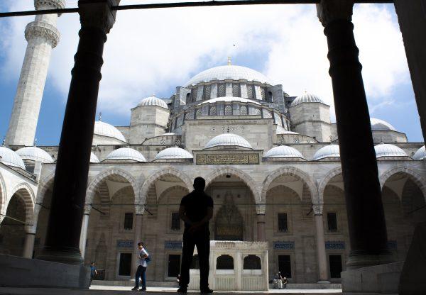 Süleymaniye-moskee