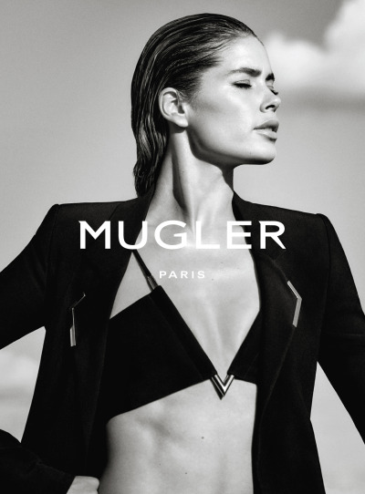 doutzen kroes campagne mugler