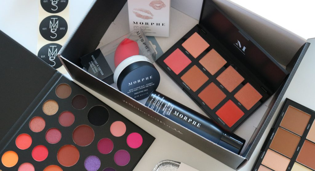 beeld make up spot morphe