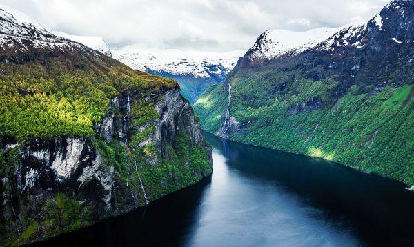 geirangerfjord foter
