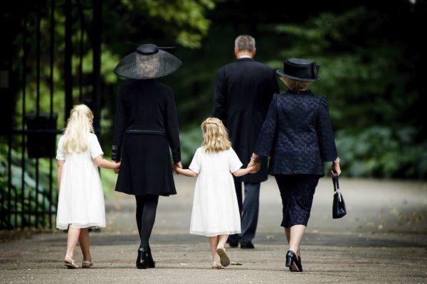 Begrafenis Friso