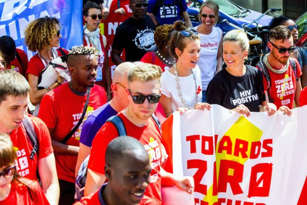Towards ZERO Together AIDS-mars