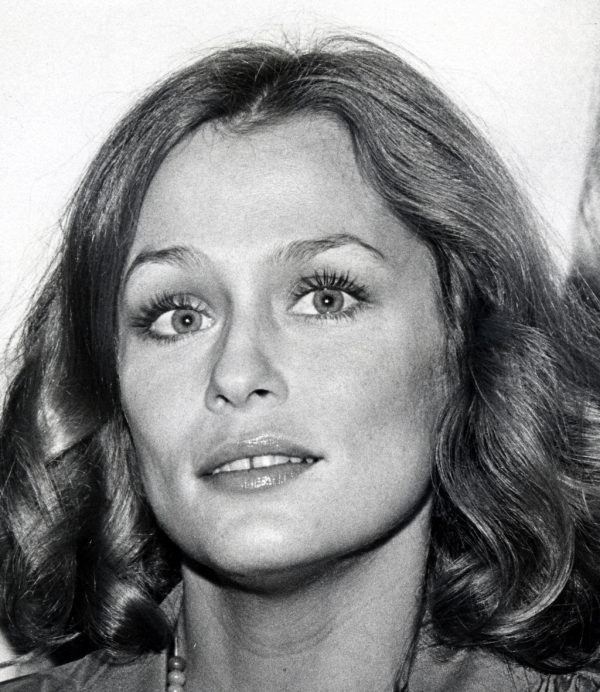 Lauren Hutton spleetje