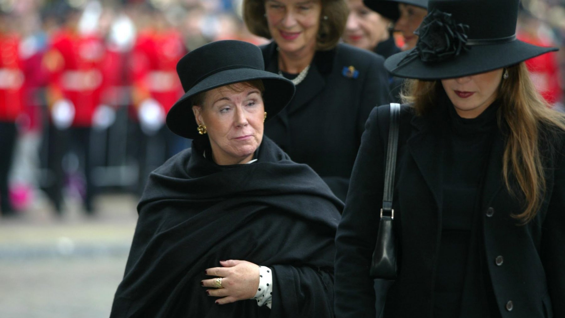 Prinses Christina Krijgt Eerste Crematie In Koninklijke