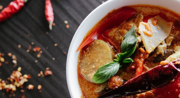 Rode curry recepten