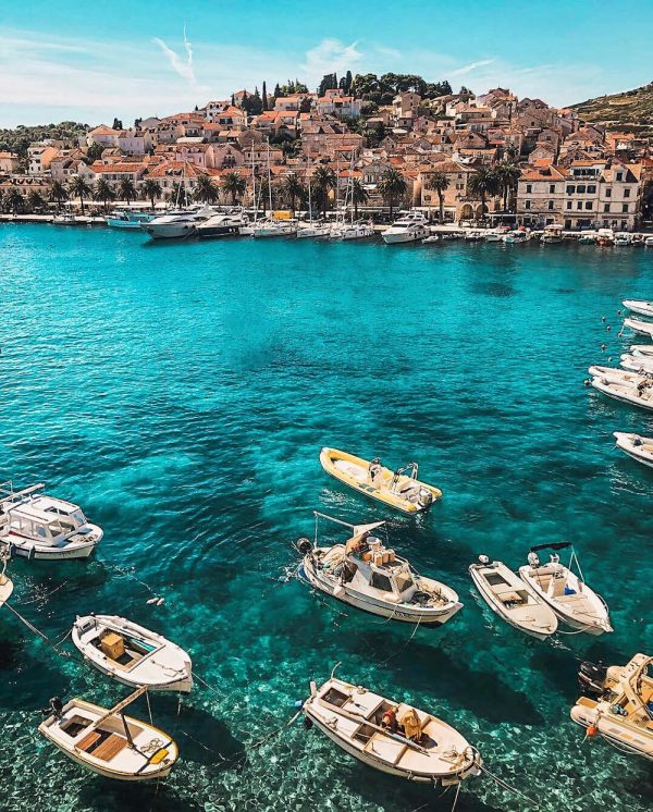 Kroatië portemonnee