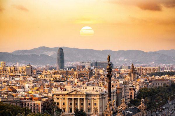Barcelona portemonnee