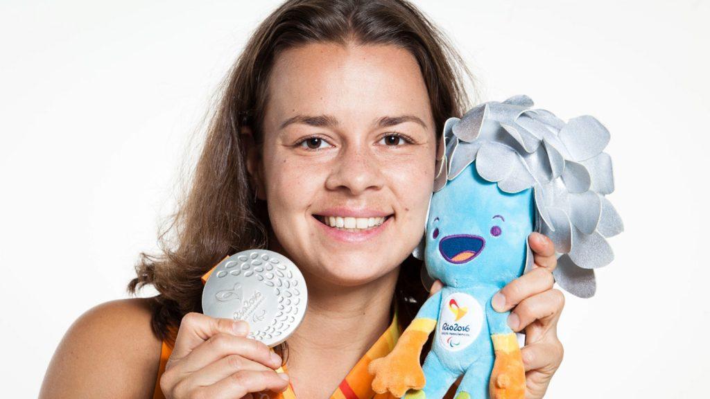 Marjolein Buis zilver Rio 2016