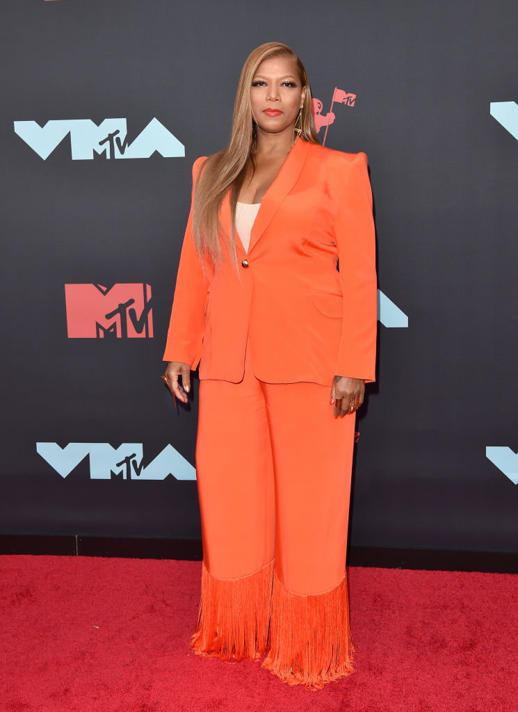 queen latifah vma