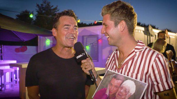Jeroen van der Boom: 'Ik moest als tiener mee naar nudistencamping'