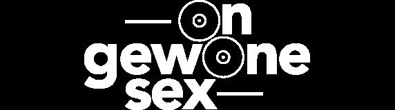 (On)gewone Sex logo