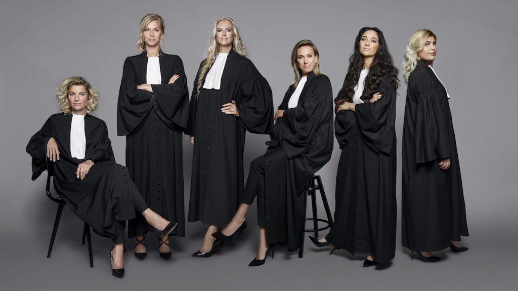 LINDA. en Net5 kondigen nieuw programma 'Misdaad Advocaten' aan