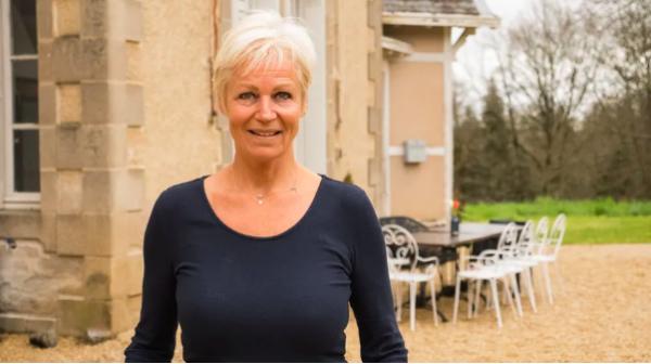 Caroline van Eeden, huisvriendin van de Meilandjes, voor de derde keer oma geworden