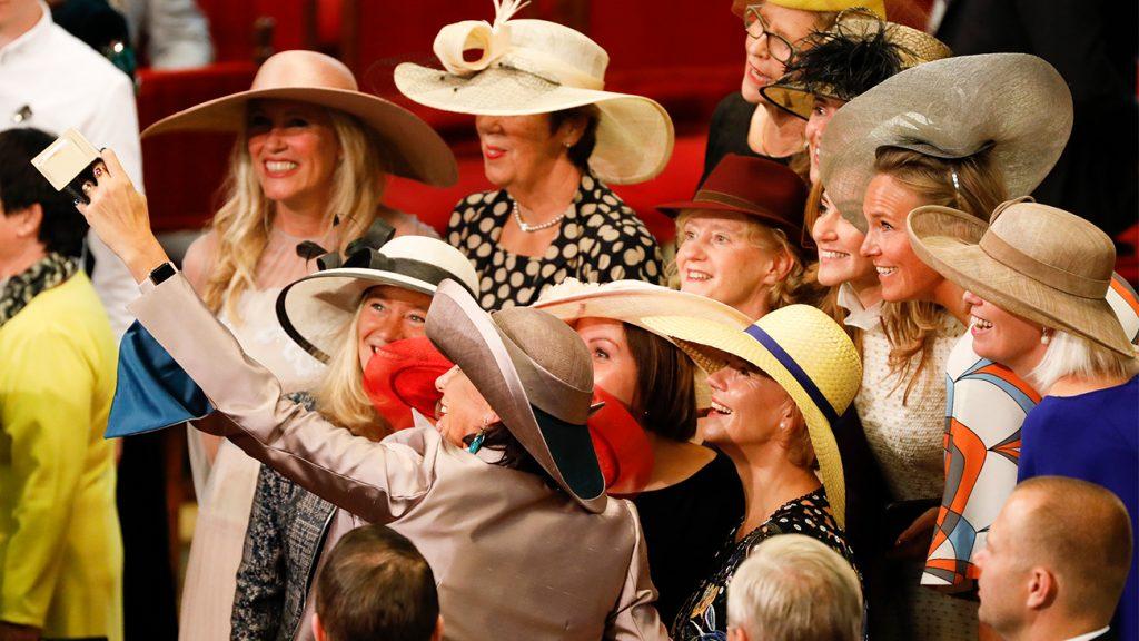 prinsjesdag hoeden hoedjes