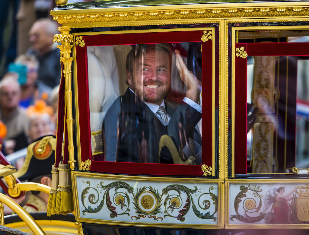 Prinsjesdag Willem-Alexander