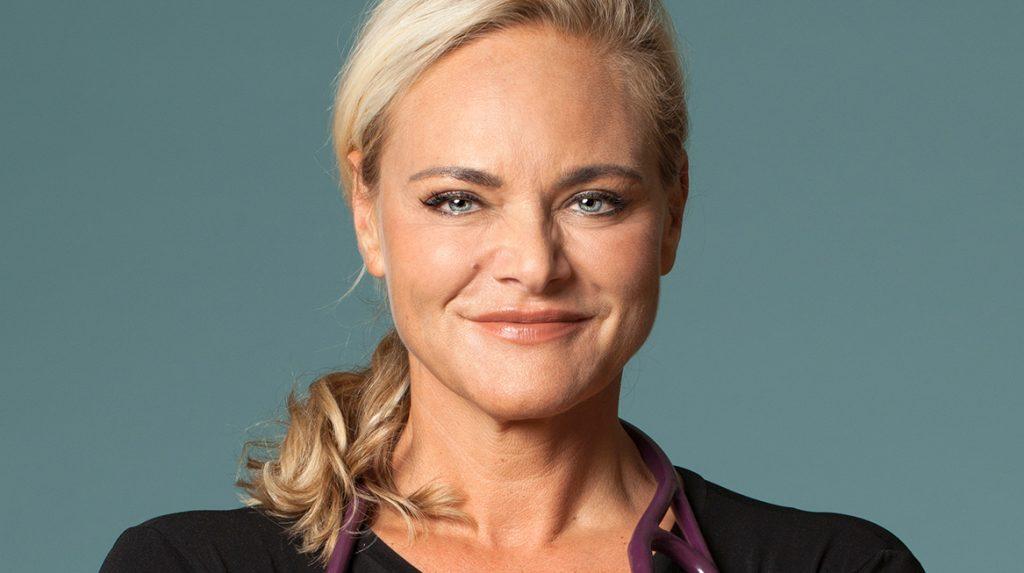 Cardioloog Janneke Wittekoek Dress Red Day eerste Vrouwenhart Show
