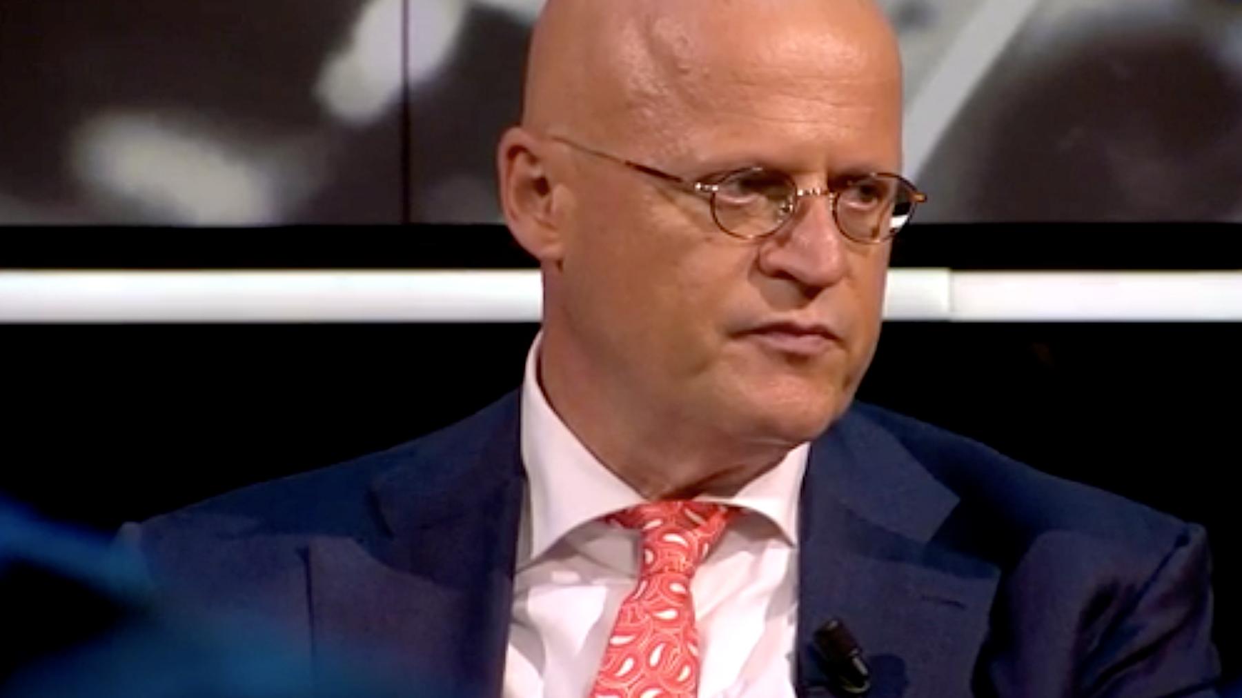 Minister Grapperhaus over uitvaart vrouw