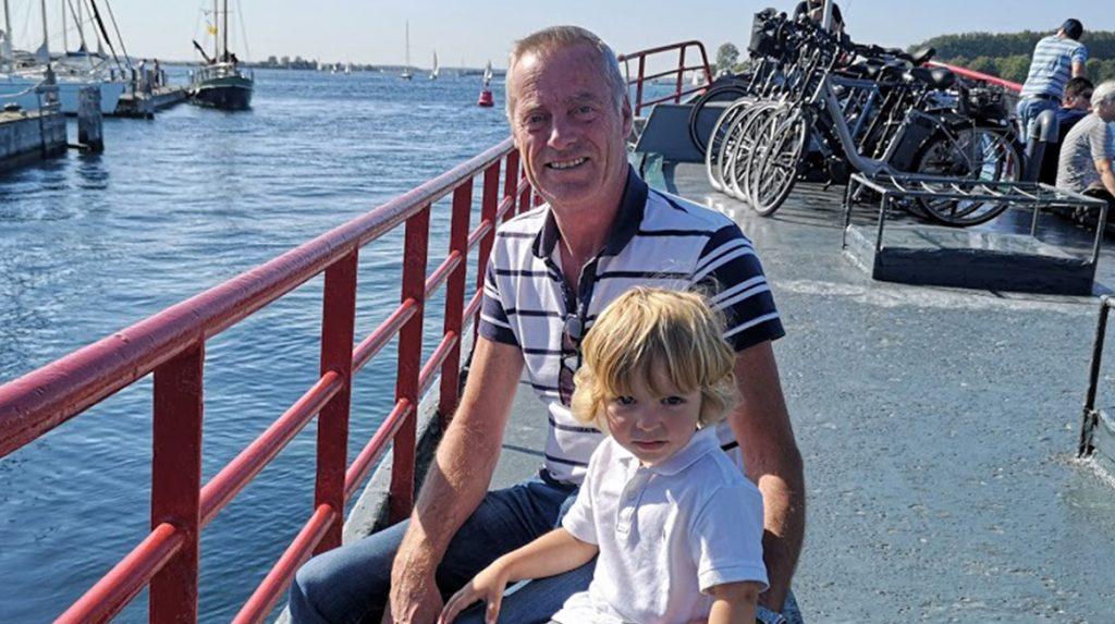 Edward Schmitz over vermissing dochter Diana Zeelandbrug