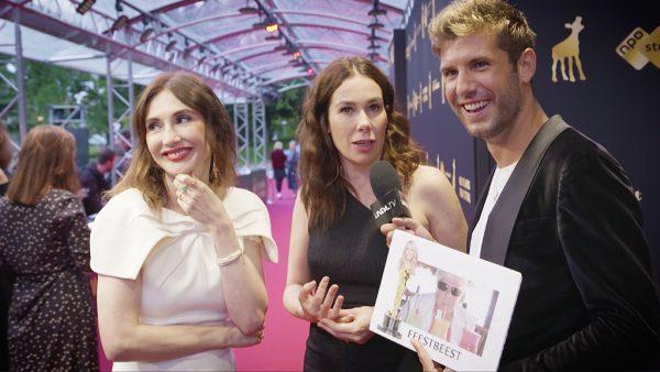Halina Reijn verklapt ware aard Carice van Houten: 'Echt geen feestbeest'
