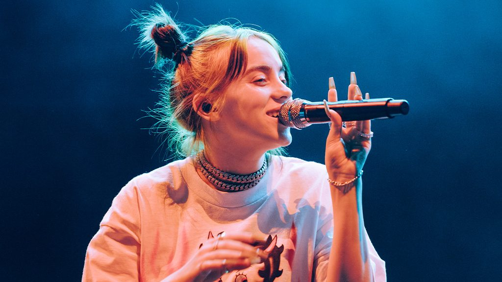 billie eilish concert uitverkocht