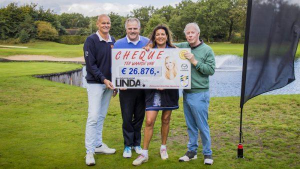 golf opbrengst LINDA.foundation