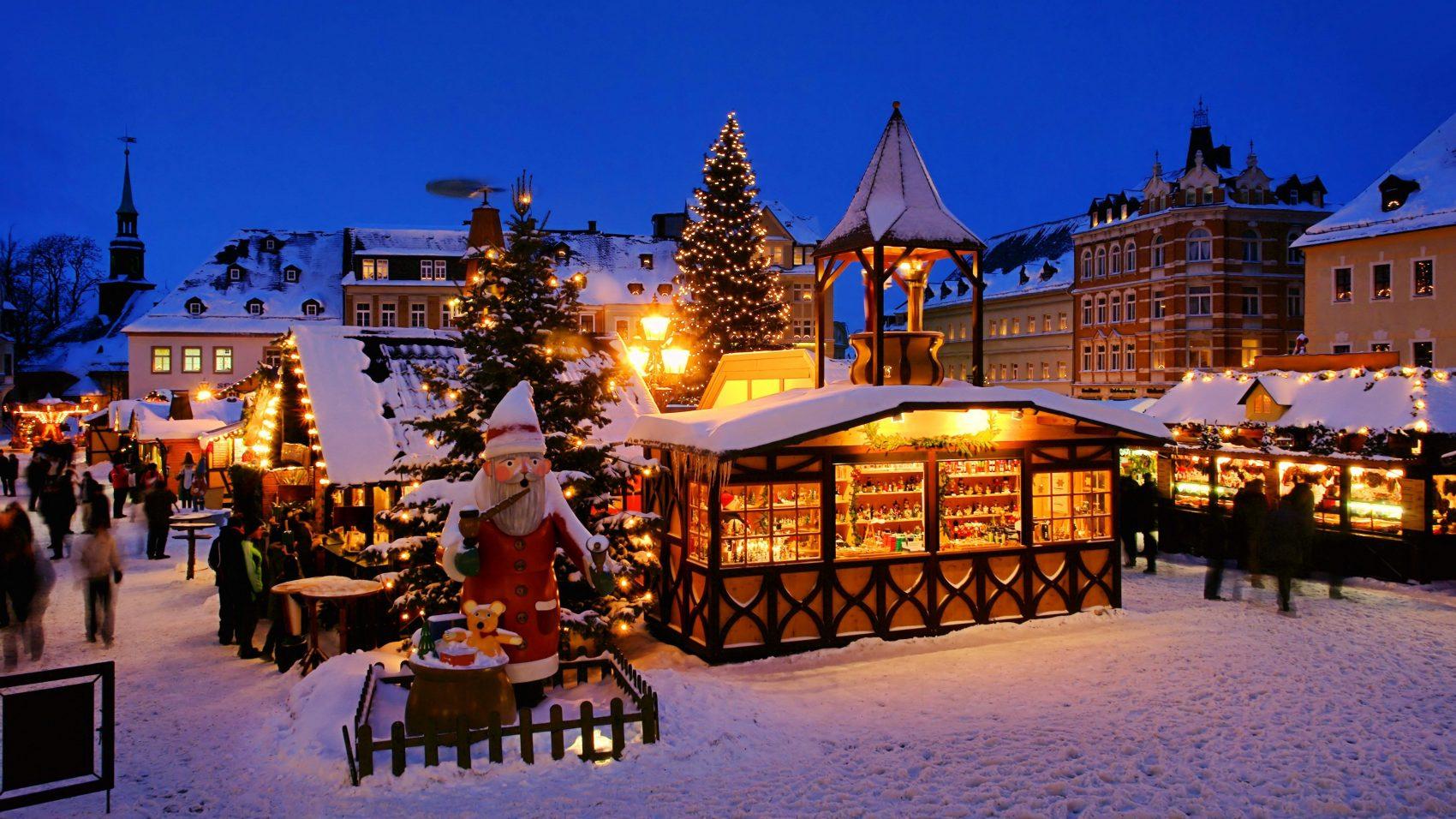 kerst buitenland
