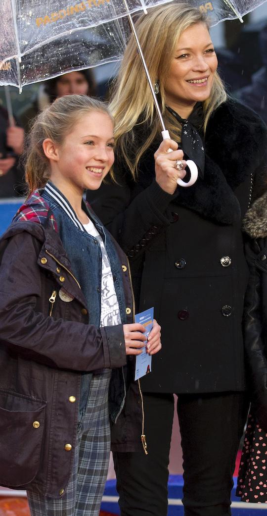 Dochter Kate Moss nieuw gezicht Marc Jacobs