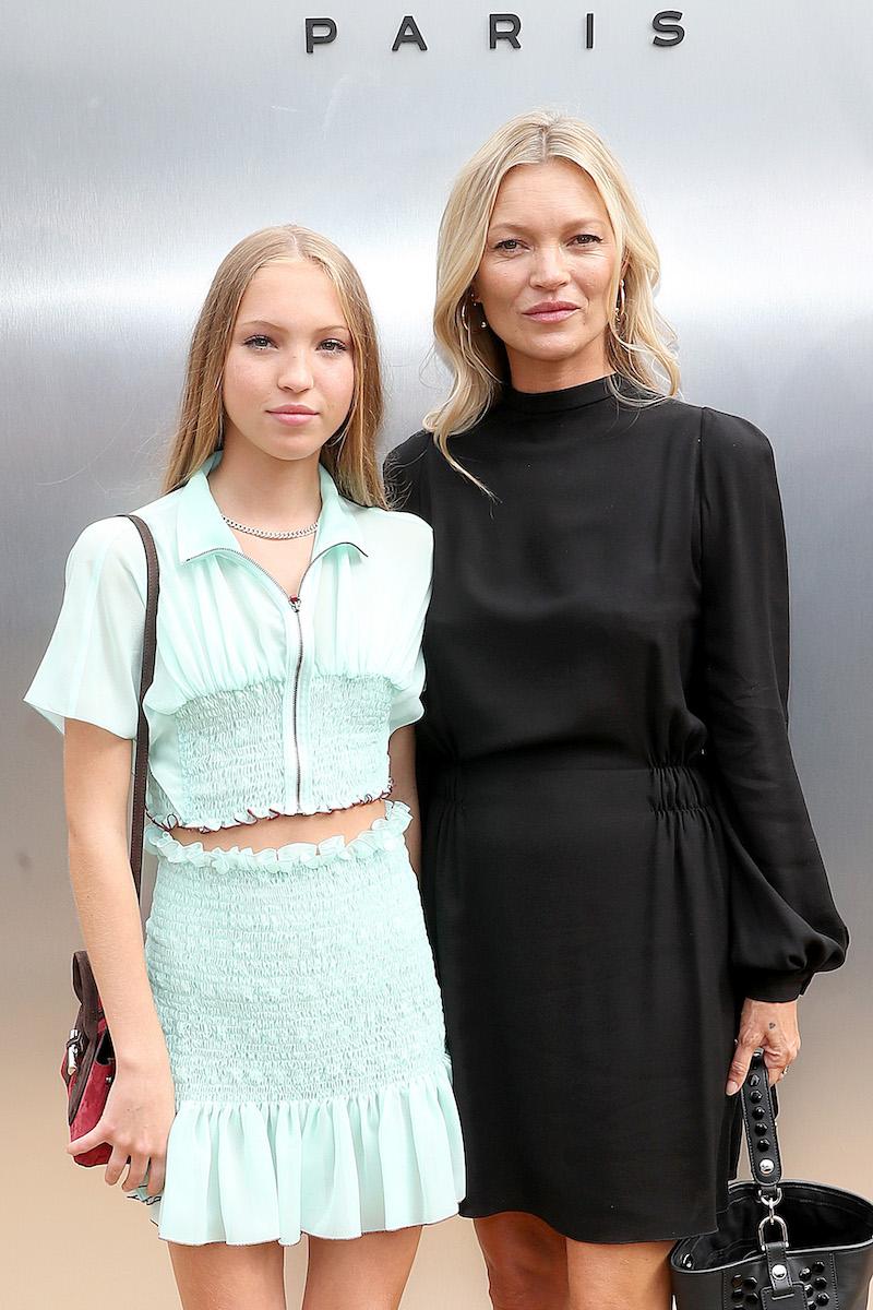 Kate Moss dochter nieuw gezicht Marc Jacobs