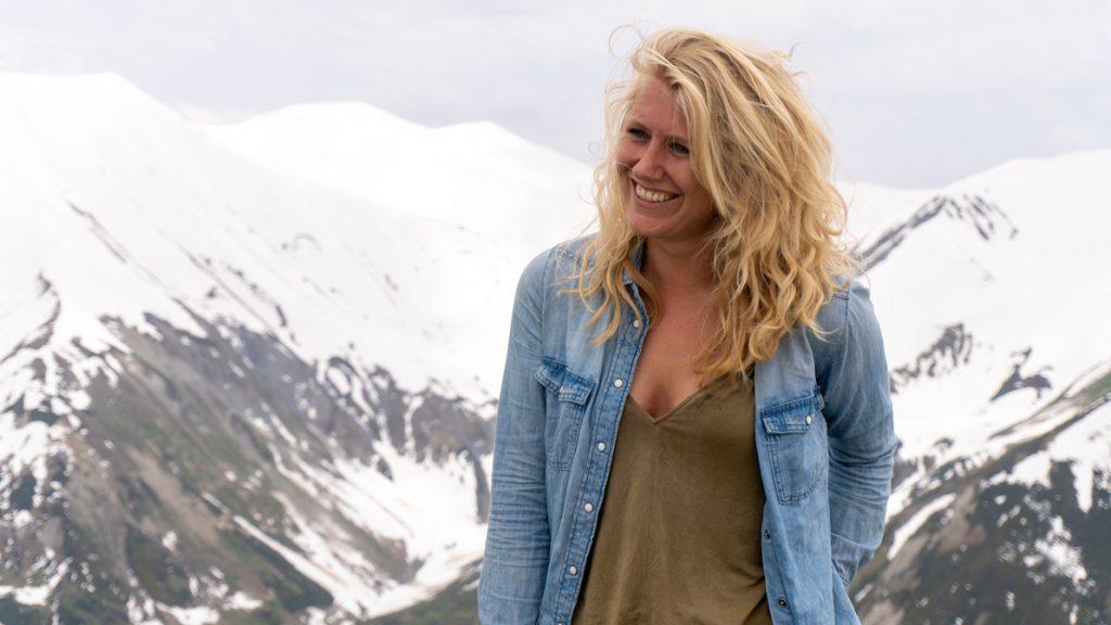 Wegtrekkers: Annika (31) trekt couchsurfend door Centraal-Azië