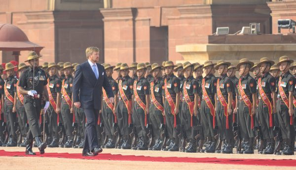 staatsbezoek India