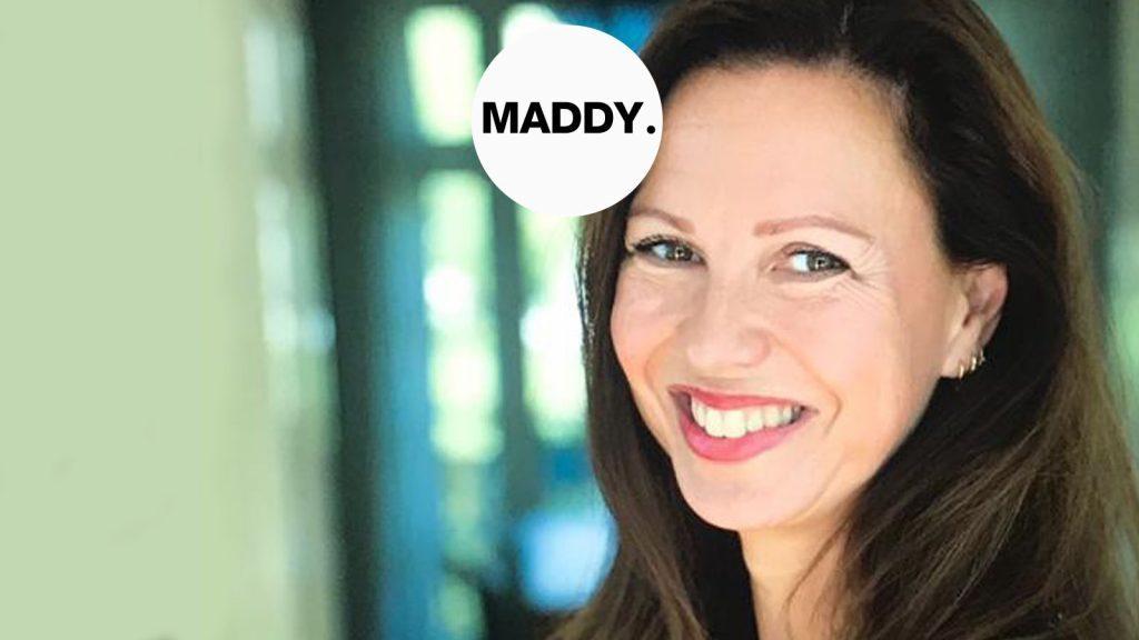 Maddy jaar hersenbloeding feestdagen beslissingen