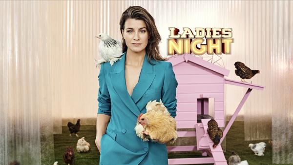 Derde aflevering ladies night