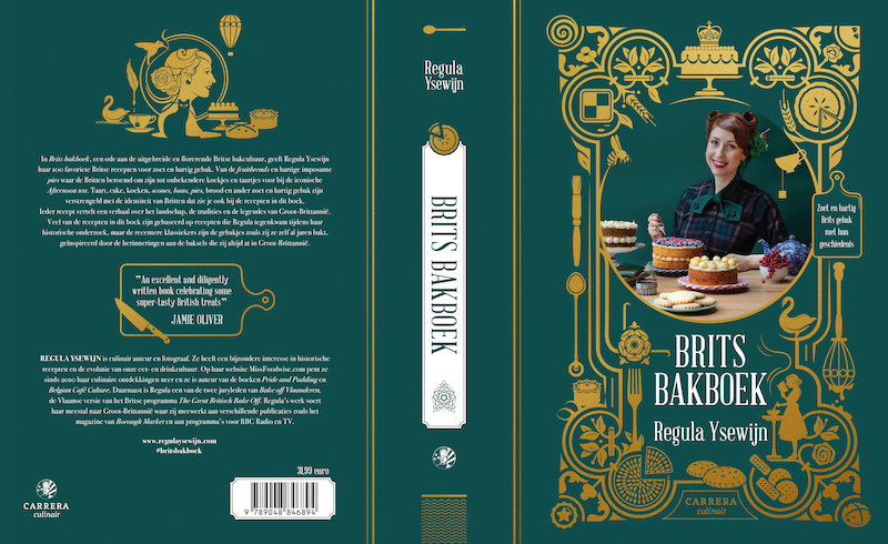 Brits bakboek Het Gouden Kookboek