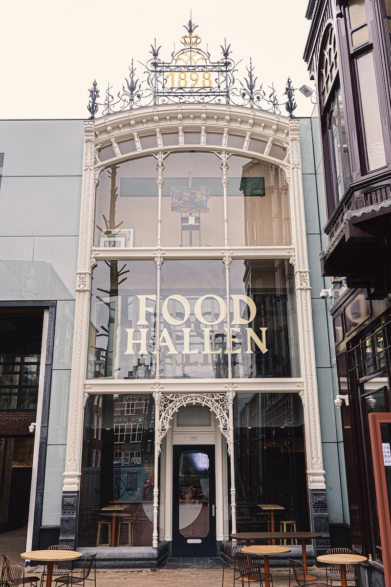 Foodhallen derde locatie Den Haag