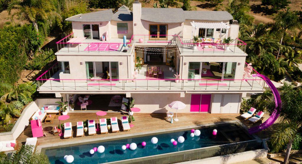 Dit wil je zien: Barbie opent de deuren van haar Malibu Dreamhouse in Californië