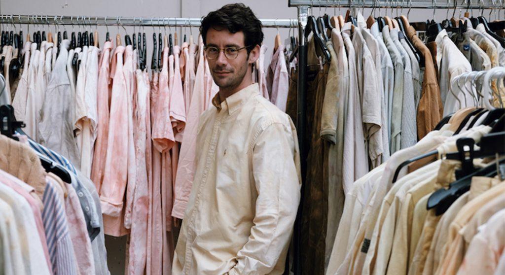 Leger des Heils verspilling kledingwinkel