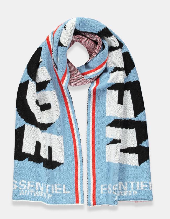 Essentiel winactie sjaal