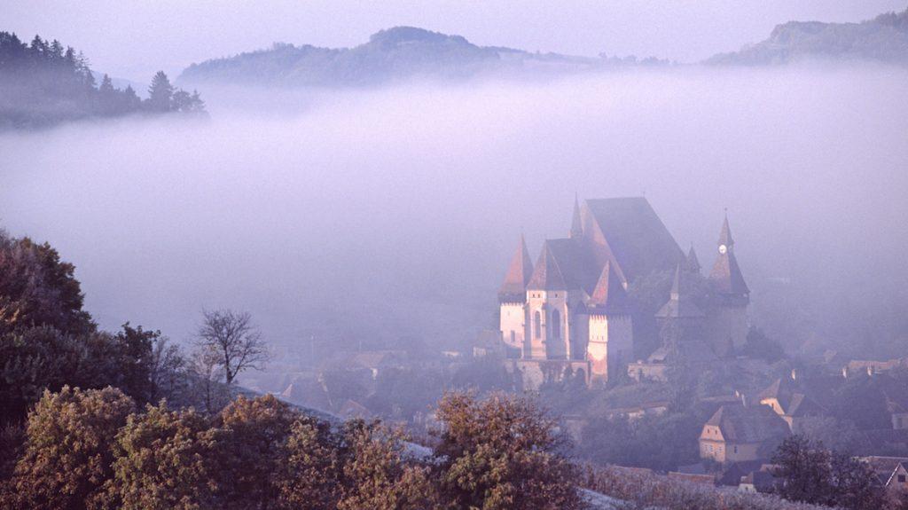 4 x de beste plekken in Europa voor een angstaanjagende Halloween