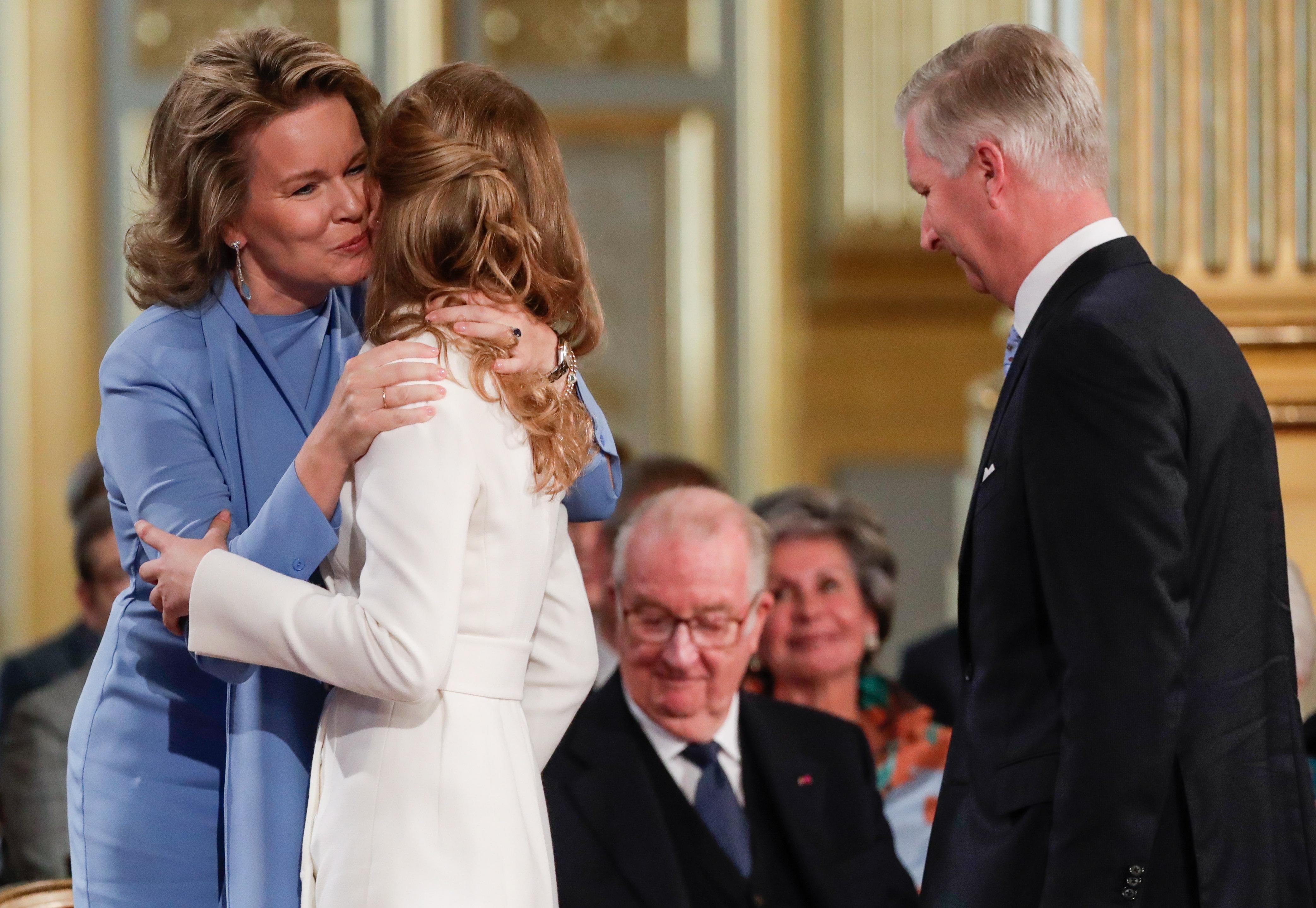 prinses elisabeth speech jarig ybelgie