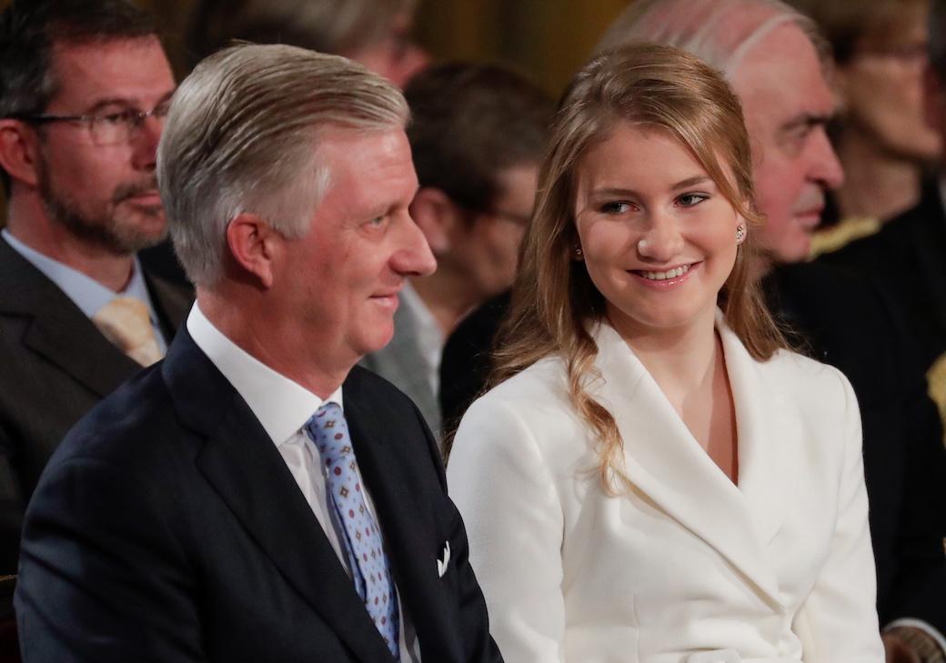 prinses elisabeth koning filip belgie