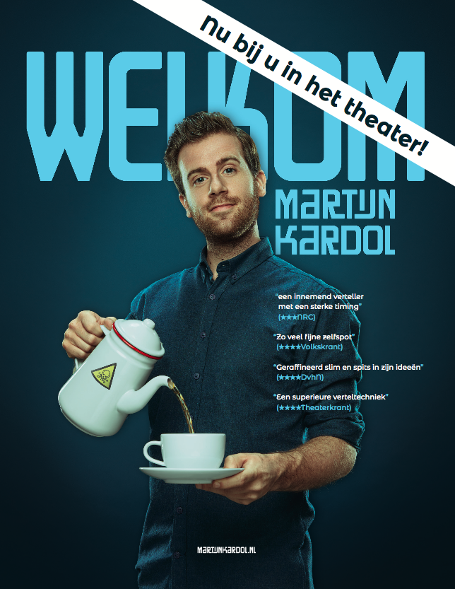 Martijn Kardol Welkom