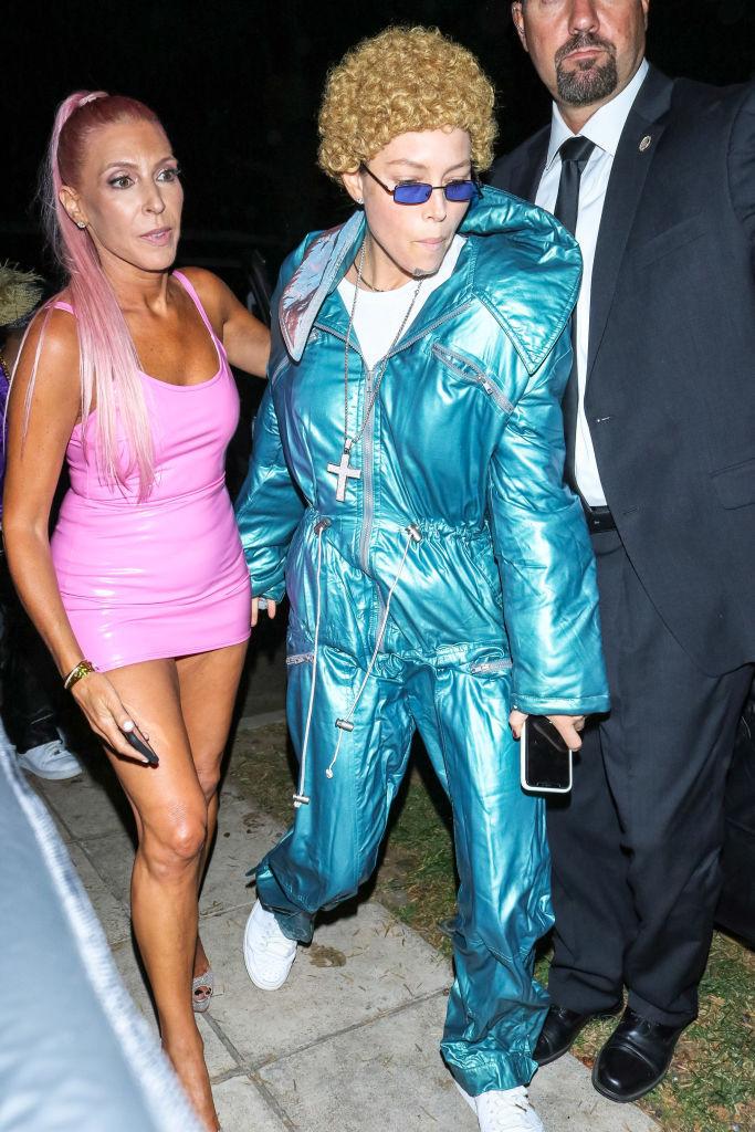 Jessica Biel Halloween kostuum