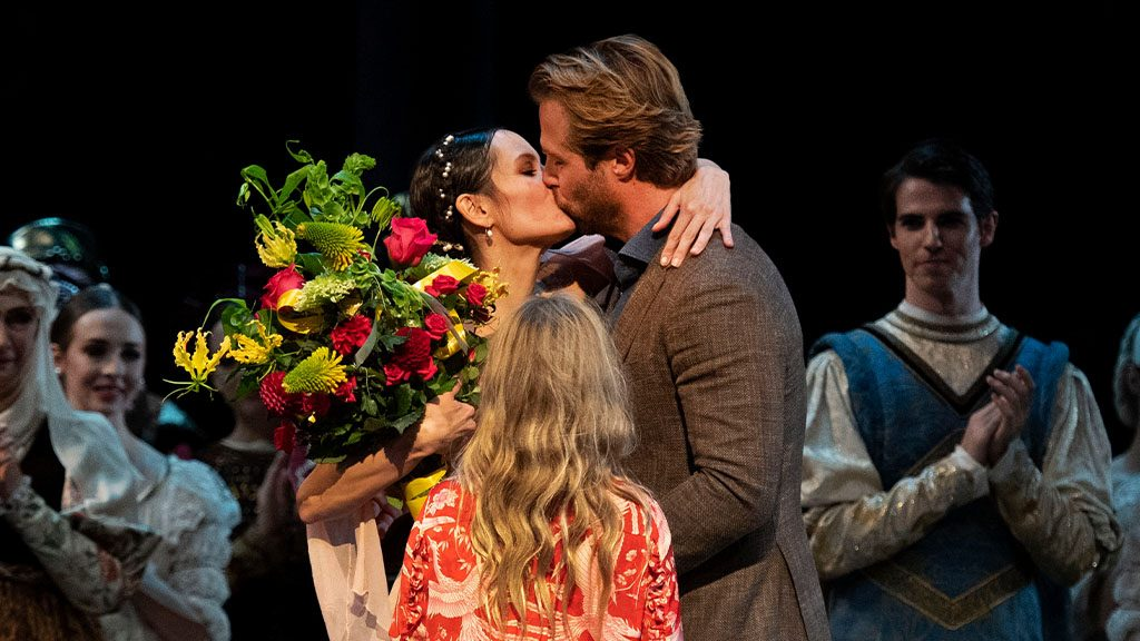 Igone de Jongh en Thijs Römer in het geheim getrouwd