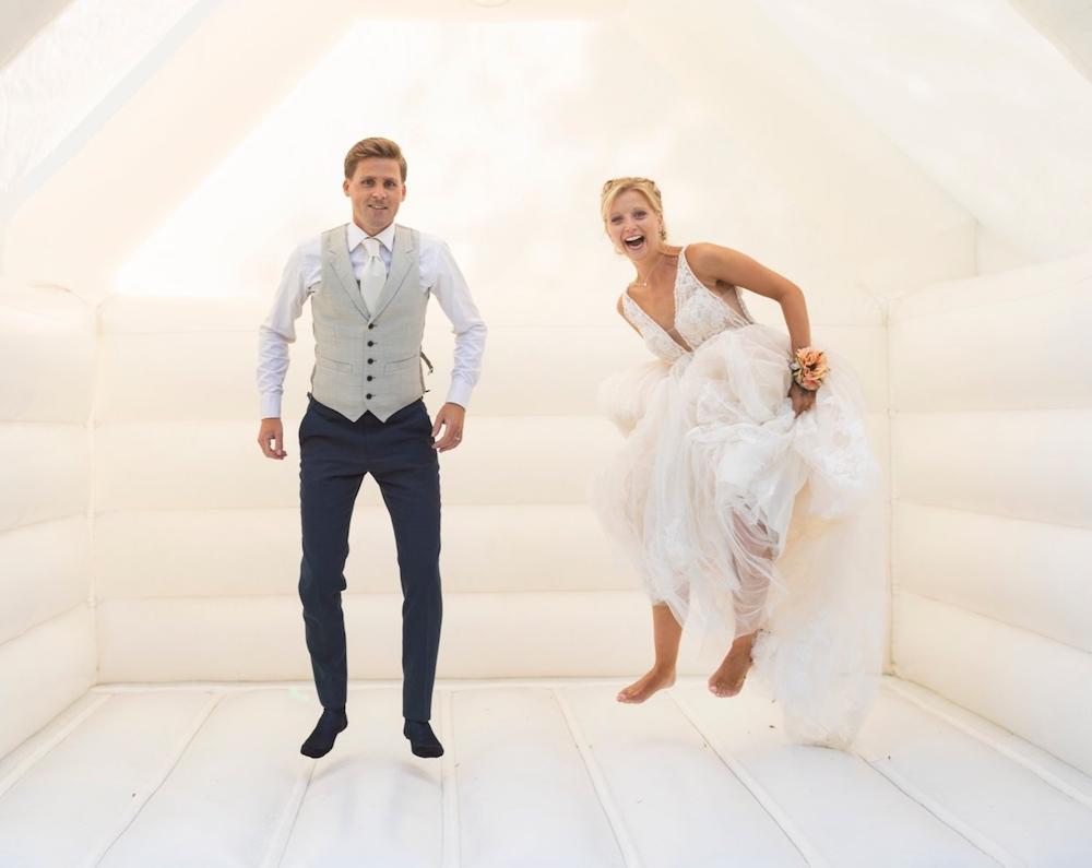 huwelijk we doen ons eigen ding