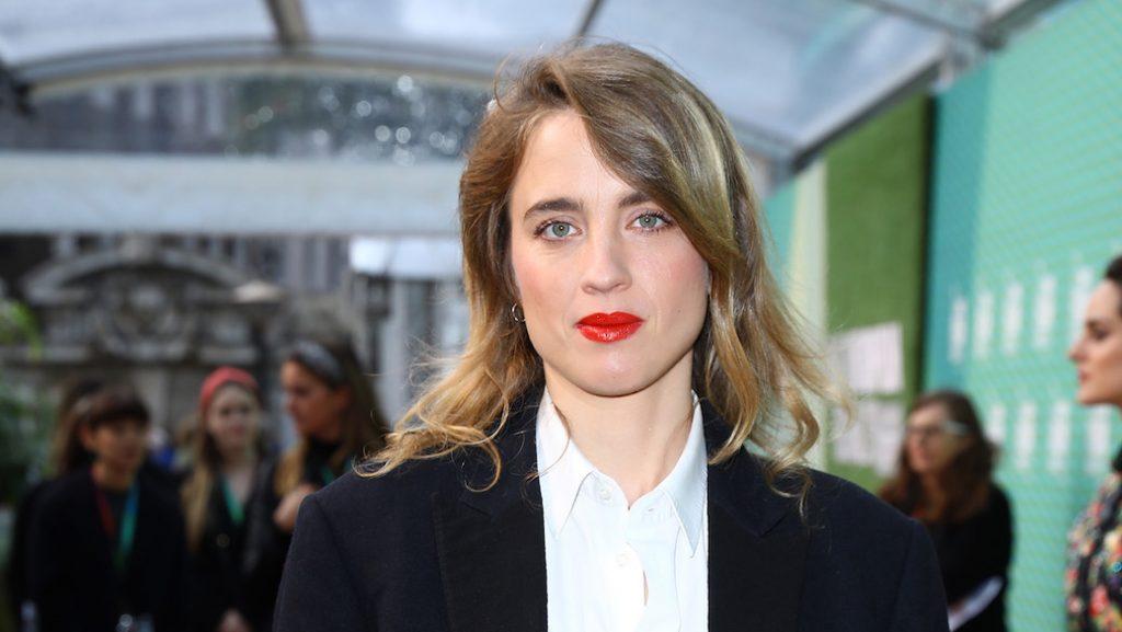 Franse actrice Haneal regisseur Ruggia me too