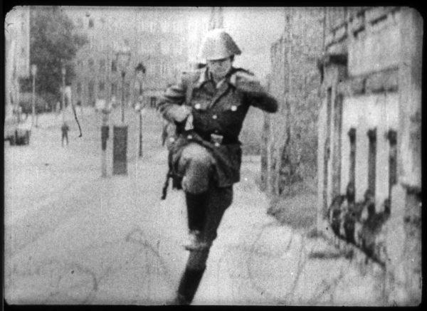 Conrad Schumann vlucht