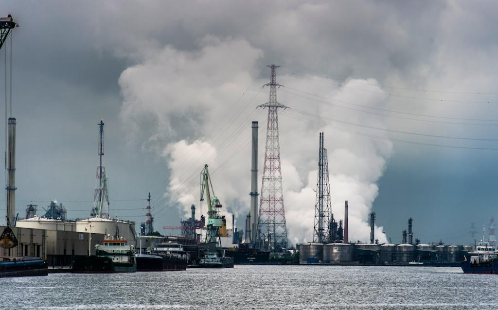 luchtvervuiling minder door beleid