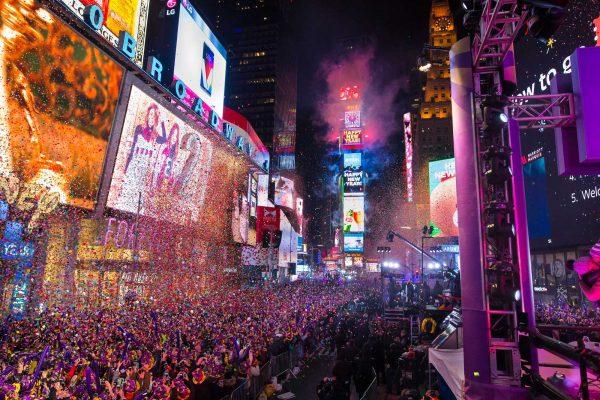Oudejaarsavond New York